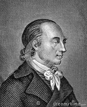 Johann Heinrich Voss Editorial Photography