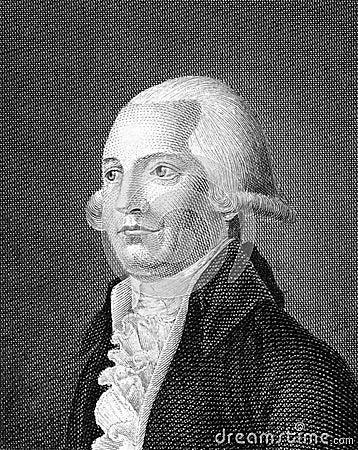 Johann Kaspar Friedrich Manso Editorial Stock Image