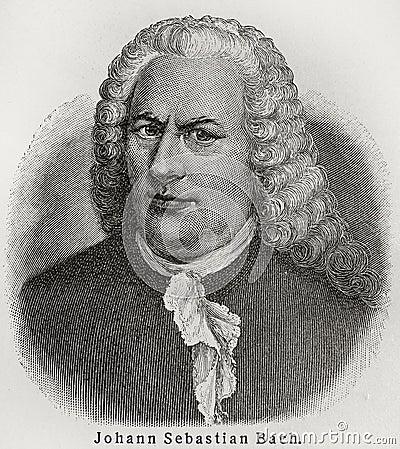 Free Johann Sebastian Bach Stock Photos - 20464013