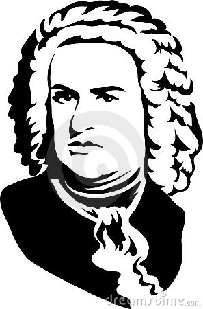 Free Johann Sebastian Bach/eps Stock Photography - 3966842