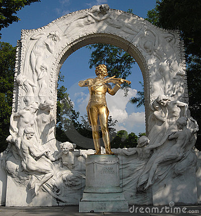Johann Strauss - Vienna