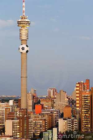 Johannesburg, South Africa - 2010 World Cup Host C