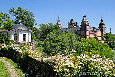 Johannisburg Palace and Gardens