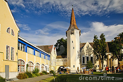 Johanniskirche in Sibiu
