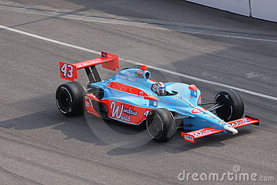 John Andretti Indianapolis 500 Pole Day 2011 Indy Editorial Photography