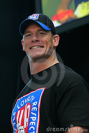 John Cena Editorial Stock Photo