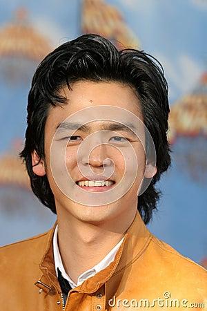 John Cho Editorial Stock Photo