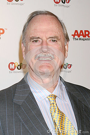 John Cleese Editorial Stock Photo
