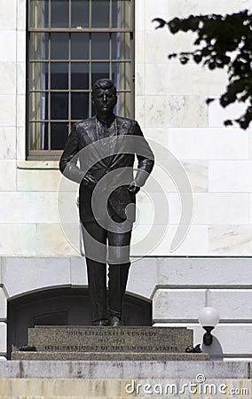 John F. Kennedy Editorial Photography