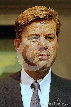 John Fitzgerald Kennedy Memorial Marker Editorial Image - Image: 50308150 - john-fitzgerald-kennedy-wax-figure-28476784