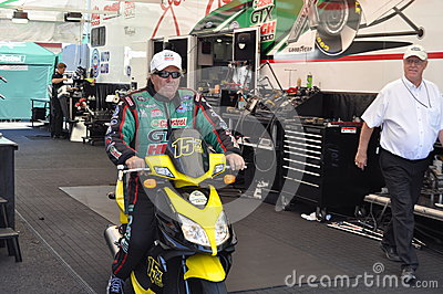 John Force Editorial Stock Photo