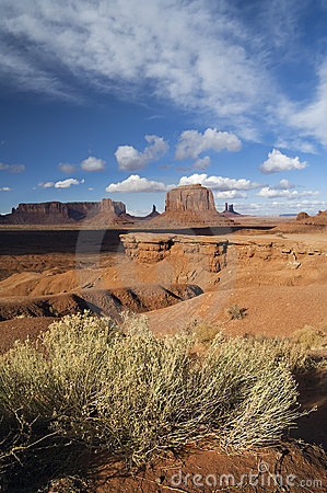 John Ford Point, Monument Valley Tribal Park, A