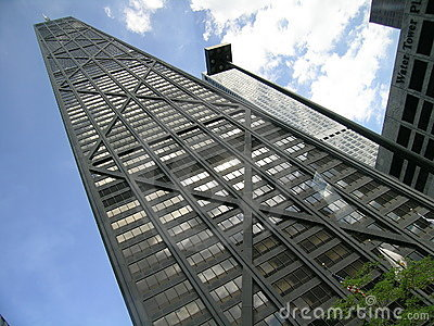 John Hancock Building, Chicago, Illinois, USA