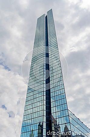 Free John Hancock Tower Stock Photography - 32189542
