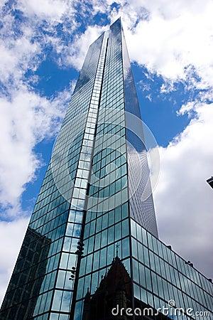 Free John Hancock Tower Royalty Free Stock Photography - 3809157