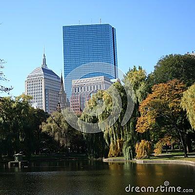 Free John Hancock Tower Boston Royalty Free Stock Images - 4306689