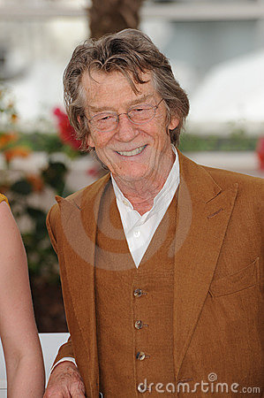 John Hurt Editorial Photography