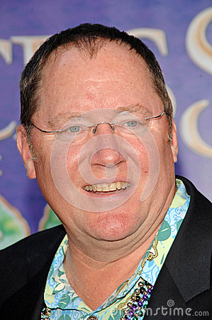 John Lasseter,Walt Disney Editorial Image