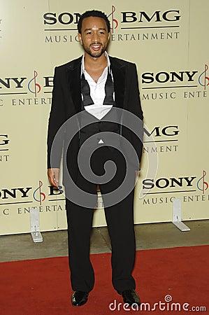 John Legend Editorial Stock Image