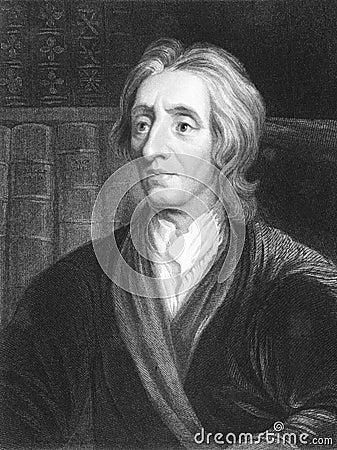 John Locke Editorial Image