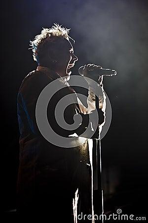 John Lydon Editorial Image