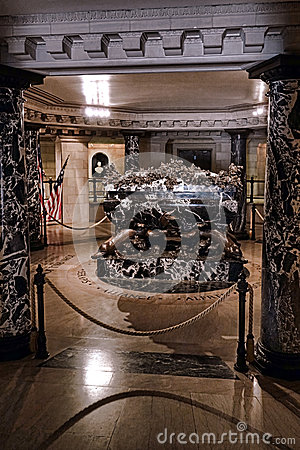 John Paul Jones Crypt at US Naval Academy Chapel