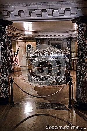 John Paul Jones Crypt at US Naval Academy Chapel