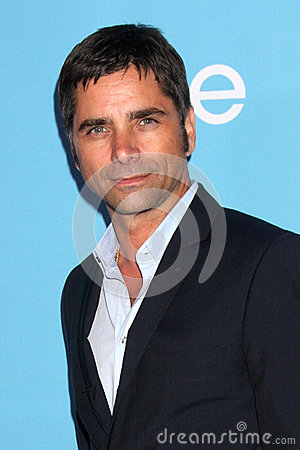 John Stamos Editorial Stock Image
