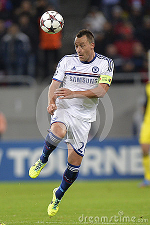 John Terry Editorial Photo