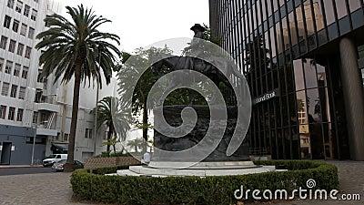 John Wayne Los Angeles video d archivio