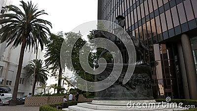 John Wayne Los Angeles archivi video