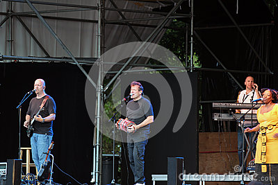 Johnny Clegg Editorial Photo