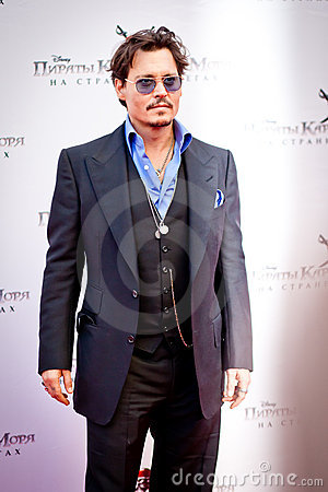 Free Johnny Depp Royalty Free Stock Photo - 19473815