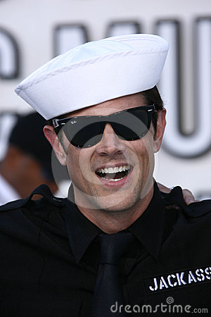 Johnny Knoxville Editorial Stock Photo