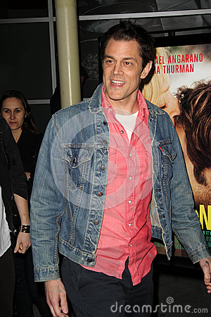Johnny Knoxville Editorial Stock Image