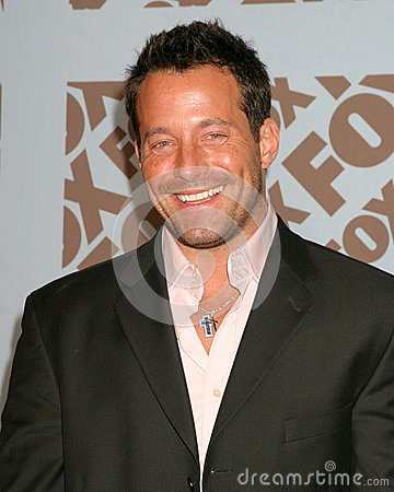 Johnny Messner Editorial Stock Photo