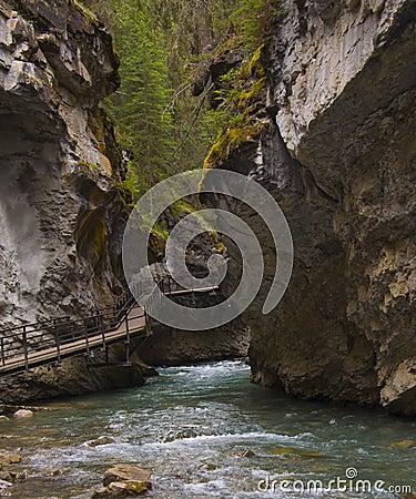 Free Johnson Canyon Stock Photos - 17330143