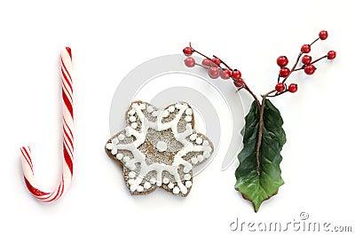 Joie de Noël (sans cadre)