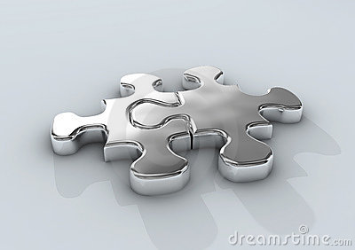 Jointed puzzles