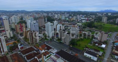 Joinville city, Santa Catarina state of Brazil. 