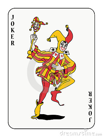Free Joker Royalty Free Stock Images - 6404709