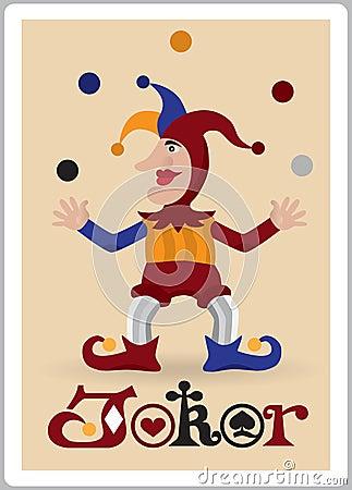 Joker juggle balls
