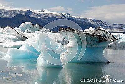 Iceland - Jokulsarlon glacier and Glacier lagoon