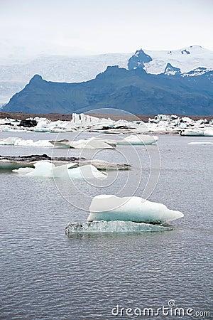 Free Jokulsarlon Glacier Lake Stock Photo - 20695650
