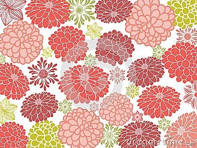 joli papier peint de fleur photos stock image 14071223. Black Bedroom Furniture Sets. Home Design Ideas