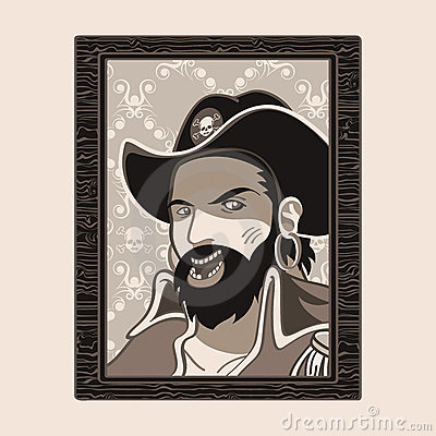 Jolly Roger pirate