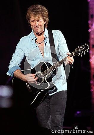 Free Jon Bon Jovi Stock Images - 14555704