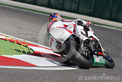 Jonathan Rea - Honda CBR1000RR - Honda World Super Editorial Photo