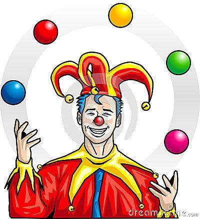 Jongleur Images stock - Image: 12531864: fr.dreamstime.com/images-stock-jongleur-image12531864