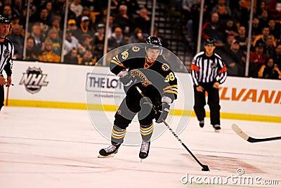Jordan Caron Boston Bruins Editorial Photography